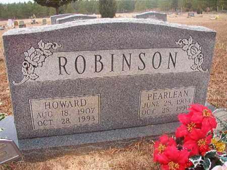 ROBINSON, PEARLEAN - Columbia County, Arkansas | PEARLEAN ROBINSON - Arkansas Gravestone Photos