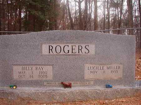 ROGERS, BILLY RAY - Columbia County, Arkansas | BILLY RAY ROGERS - Arkansas Gravestone Photos