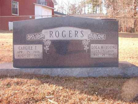 ROGERS, LOLA M - Columbia County, Arkansas | LOLA M ROGERS - Arkansas Gravestone Photos