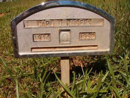 ROGERS, CARL D - Columbia County, Arkansas   CARL D ROGERS - Arkansas Gravestone Photos