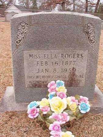 ROGERS, ELLA - Columbia County, Arkansas | ELLA ROGERS - Arkansas Gravestone Photos