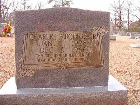 ROGERS, JR, CHARLES P - Columbia County, Arkansas | CHARLES P ROGERS, JR - Arkansas Gravestone Photos