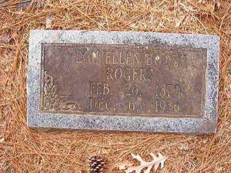 BOOTH ROGERS, LOU ELLEN - Columbia County, Arkansas | LOU ELLEN BOOTH ROGERS - Arkansas Gravestone Photos