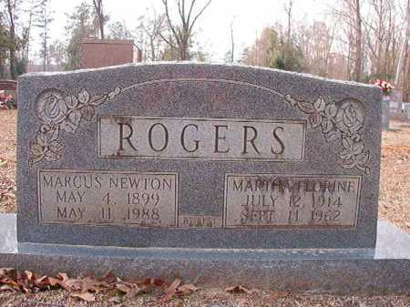 ROGERS, MARCUS NEWTON - Columbia County, Arkansas | MARCUS NEWTON ROGERS - Arkansas Gravestone Photos