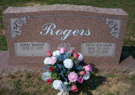 SPAIN ROGERS, PATTY SUE - Columbia County, Arkansas | PATTY SUE SPAIN ROGERS - Arkansas Gravestone Photos