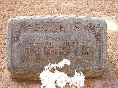ROGERS, NETTIE - Columbia County, Arkansas | NETTIE ROGERS - Arkansas Gravestone Photos