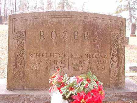 ROGERS, ROBERT PIERCE - Columbia County, Arkansas | ROBERT PIERCE ROGERS - Arkansas Gravestone Photos
