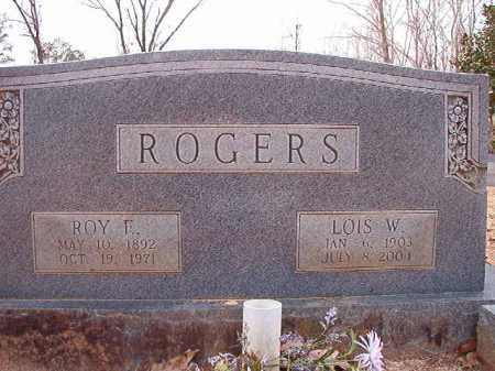 ROGERS, ROY E - Columbia County, Arkansas   ROY E ROGERS - Arkansas Gravestone Photos