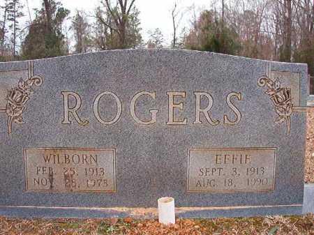 ROGERS, WILBORN - Columbia County, Arkansas | WILBORN ROGERS - Arkansas Gravestone Photos