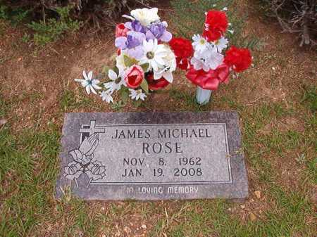 ROSE, JAMES MICHAEL - Columbia County, Arkansas | JAMES MICHAEL ROSE - Arkansas Gravestone Photos