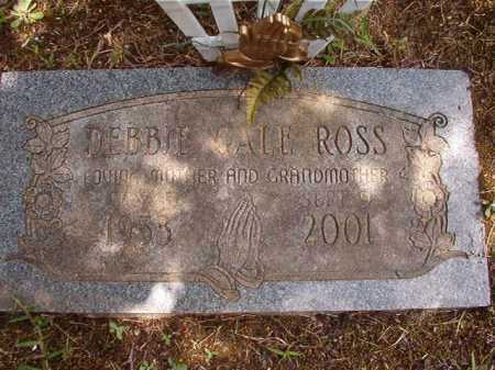 ROSS, DEBBIE GALE - Columbia County, Arkansas | DEBBIE GALE ROSS - Arkansas Gravestone Photos