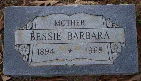 ROWE, BESSIE BARBARA - Columbia County, Arkansas | BESSIE BARBARA ROWE - Arkansas Gravestone Photos
