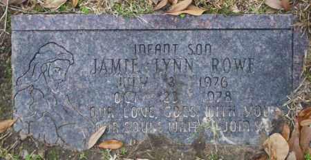 ROWE, JAMIE LYNN - Columbia County, Arkansas   JAMIE LYNN ROWE - Arkansas Gravestone Photos
