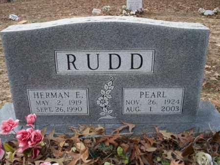RUDD, PEARL - Columbia County, Arkansas | PEARL RUDD - Arkansas Gravestone Photos