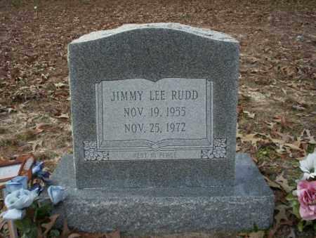 RUDD, JIMMY LEE - Columbia County, Arkansas | JIMMY LEE RUDD - Arkansas Gravestone Photos