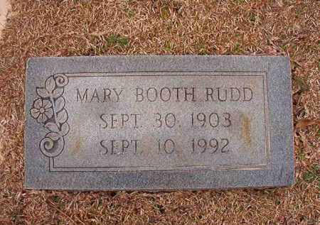 RUDD, MARY - Columbia County, Arkansas | MARY RUDD - Arkansas Gravestone Photos