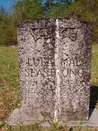 SEASTRONG, LULA MAE - Columbia County, Arkansas   LULA MAE SEASTRONG - Arkansas Gravestone Photos