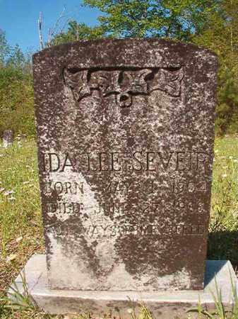 SEVEIR, IDA LEE - Columbia County, Arkansas | IDA LEE SEVEIR - Arkansas Gravestone Photos