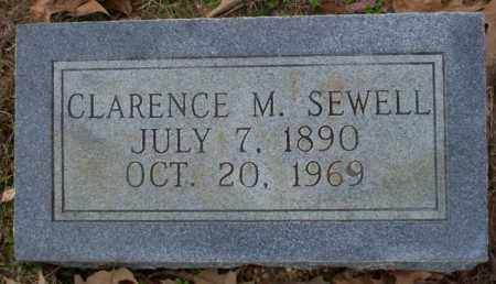 SEWELL, CLARENCE M - Columbia County, Arkansas | CLARENCE M SEWELL - Arkansas Gravestone Photos