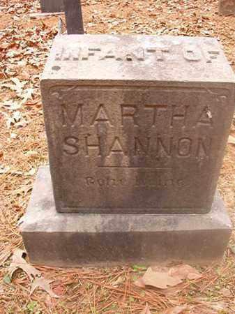 SHANNON, INFANT - Columbia County, Arkansas | INFANT SHANNON - Arkansas Gravestone Photos