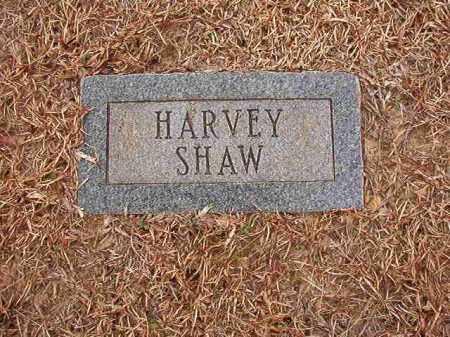 SHAW, HARVEY - Columbia County, Arkansas   HARVEY SHAW - Arkansas Gravestone Photos