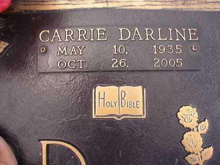 SHEPHERD, CARRIE DARLINE - Columbia County, Arkansas   CARRIE DARLINE SHEPHERD - Arkansas Gravestone Photos
