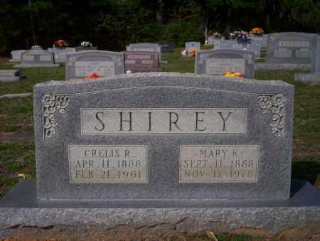 SHIREY, CRELIS R - Columbia County, Arkansas | CRELIS R SHIREY - Arkansas Gravestone Photos