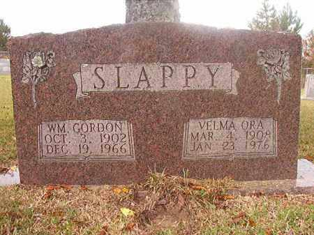 SLAPPY, VELMA ORA - Columbia County, Arkansas | VELMA ORA SLAPPY - Arkansas Gravestone Photos