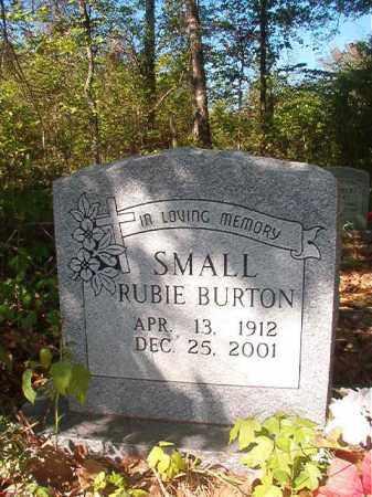 SMALL, RUBIE - Columbia County, Arkansas | RUBIE SMALL - Arkansas Gravestone Photos