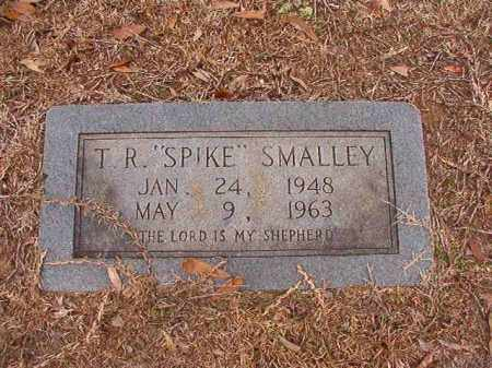 """SMALLEY, T R """"SPIKE"""" - Columbia County, Arkansas 