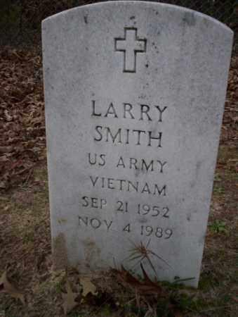 SMITH  (VETERAN VIET), LARRY - Columbia County, Arkansas   LARRY SMITH  (VETERAN VIET) - Arkansas Gravestone Photos