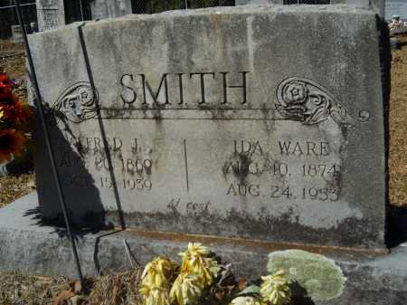 SMITH, ALFRED J - Columbia County, Arkansas | ALFRED J SMITH - Arkansas Gravestone Photos