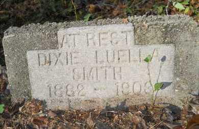 SMITH, DIXIE LUELLA - Columbia County, Arkansas   DIXIE LUELLA SMITH - Arkansas Gravestone Photos
