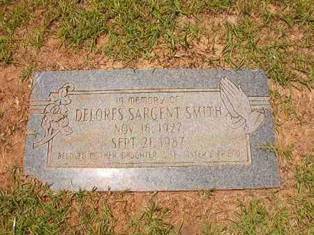 SMITH, DELORES - Columbia County, Arkansas | DELORES SMITH - Arkansas Gravestone Photos