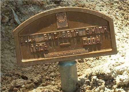 SMITH, ELLA ELIZABETH - Columbia County, Arkansas | ELLA ELIZABETH SMITH - Arkansas Gravestone Photos