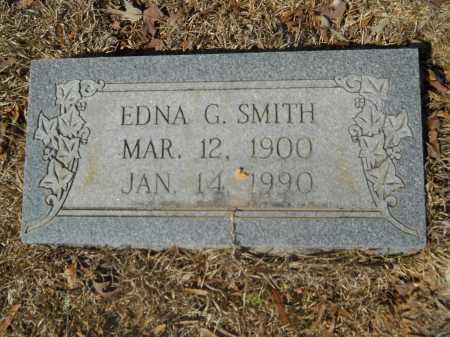 SMITH, EDNA G - Columbia County, Arkansas   EDNA G SMITH - Arkansas Gravestone Photos
