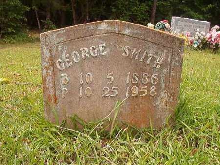 SMITH, GEORGE - Columbia County, Arkansas | GEORGE SMITH - Arkansas Gravestone Photos