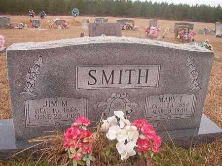 SMITH, JIM M - Columbia County, Arkansas | JIM M SMITH - Arkansas Gravestone Photos