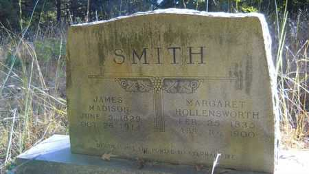 SMITH, JAMES MADISON - Columbia County, Arkansas | JAMES MADISON SMITH - Arkansas Gravestone Photos