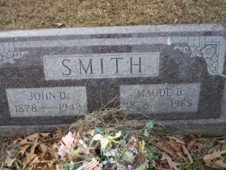 SMITH, MAUDE B - Columbia County, Arkansas | MAUDE B SMITH - Arkansas Gravestone Photos