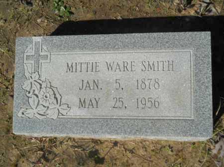 SMITH, MITTIE - Columbia County, Arkansas | MITTIE SMITH - Arkansas Gravestone Photos