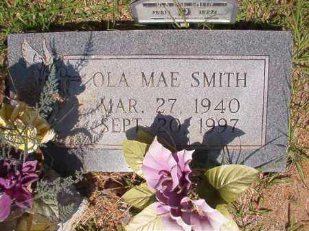 SMITH, OLA MAE - Columbia County, Arkansas | OLA MAE SMITH - Arkansas Gravestone Photos
