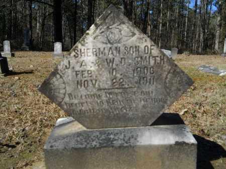 SMITH, SHERMAN - Columbia County, Arkansas | SHERMAN SMITH - Arkansas Gravestone Photos