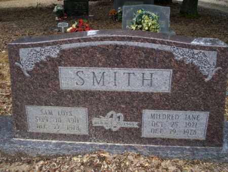 SMITH, SAM LOYS - Columbia County, Arkansas   SAM LOYS SMITH - Arkansas Gravestone Photos