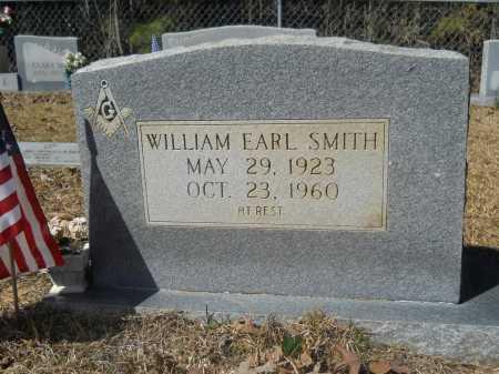 SMITH, WILLIAM EARL - Columbia County, Arkansas | WILLIAM EARL SMITH - Arkansas Gravestone Photos