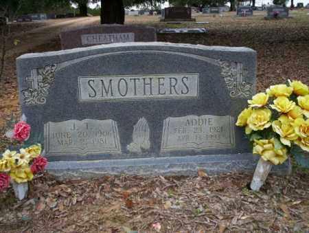 SMOTHERS, J.T. - Columbia County, Arkansas   J.T. SMOTHERS - Arkansas Gravestone Photos