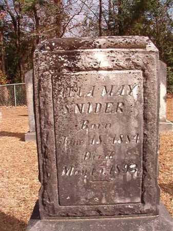 SNIDER, ALLA MAY - Columbia County, Arkansas | ALLA MAY SNIDER - Arkansas Gravestone Photos