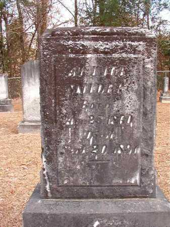 SNIDER, ALLICE - Columbia County, Arkansas | ALLICE SNIDER - Arkansas Gravestone Photos