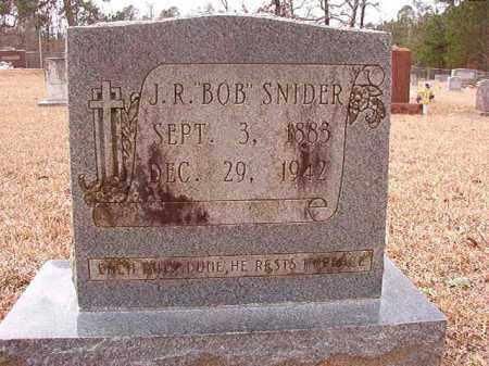 "SNIDER, J R ""BOB"" - Columbia County, Arkansas | J R ""BOB"" SNIDER - Arkansas Gravestone Photos"