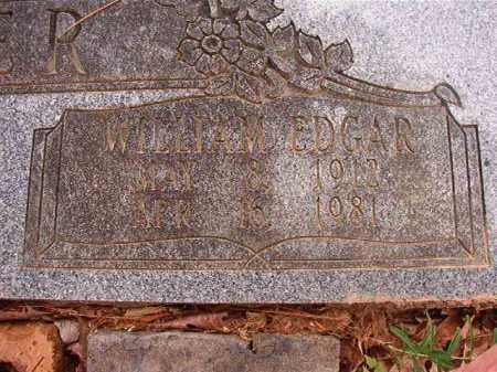 SNIDER, WILLIAM EDGAR - Columbia County, Arkansas | WILLIAM EDGAR SNIDER - Arkansas Gravestone Photos
